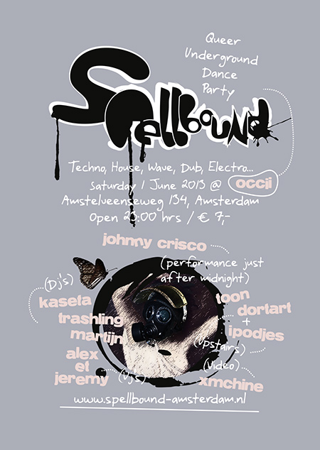 Spellbound Flyer